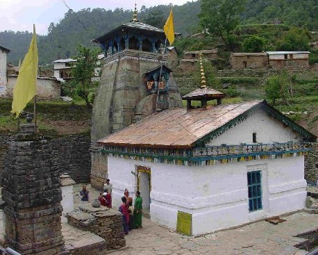 Vedavyasa Temple @ Badri