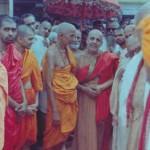 Satyapramodaru with Bandarakeri sreegalu