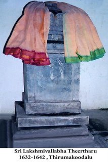 Lakshmi vallabha theertharu