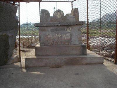 Narahari thirtharu-Hampi
