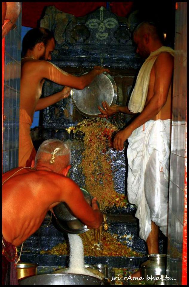 satyavratha abhisheka
